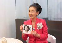 中野良子氏は中国文化センターで共同インタビューを受ける