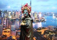 中国歌舞亮相日本国际旅游博览会,助力中国旅游