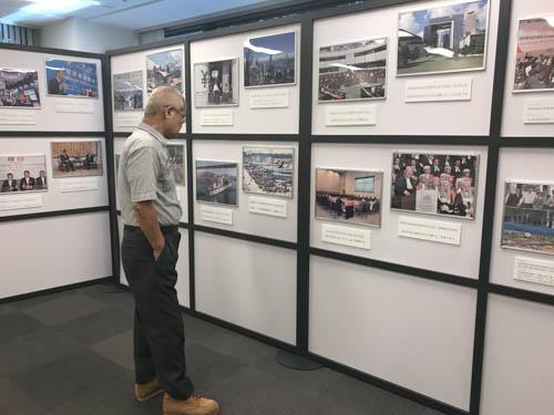「香港返還20周年写真展」開催