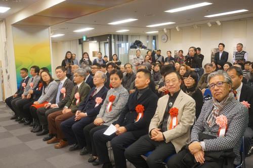 「芸の明鑑~中日芸術大学教員作品交流展」開幕