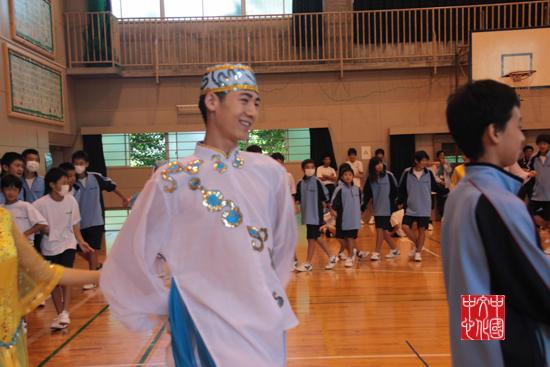 箱根中学集体舞
