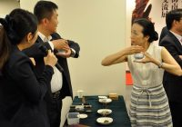 崖香流芳-海南省文化交流展の開幕式を開催