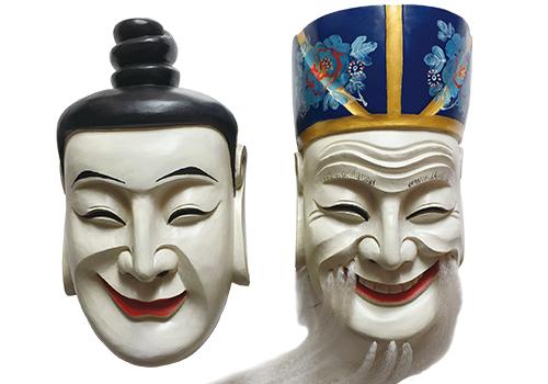 旅日僑網:春節を迎え|中国文化センターで中国江西儺舞を披露