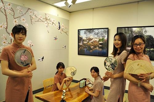 精美な文化の華「蘇州文化観光展in東京」開催