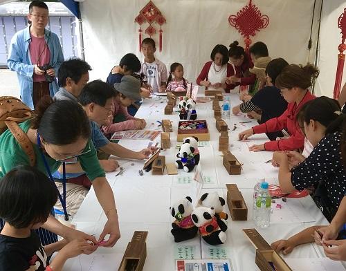 「チャイナフェスティバル2019」で文旅融合した中国を紹介