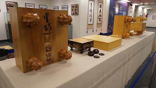 中日をつなぐ使節 「一碁一会~爛柯:囲碁で中日文化観光交流へ」開幕